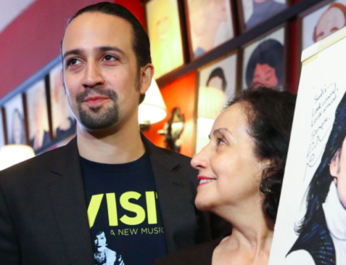 'Hamilton' composer Lin-Manuel Miranda's mom shares her best advice on how to raise successful children