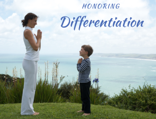 Honoring Differentiation