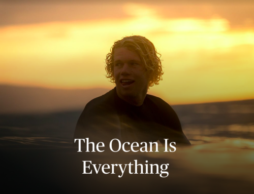 The Ocean Is Everything